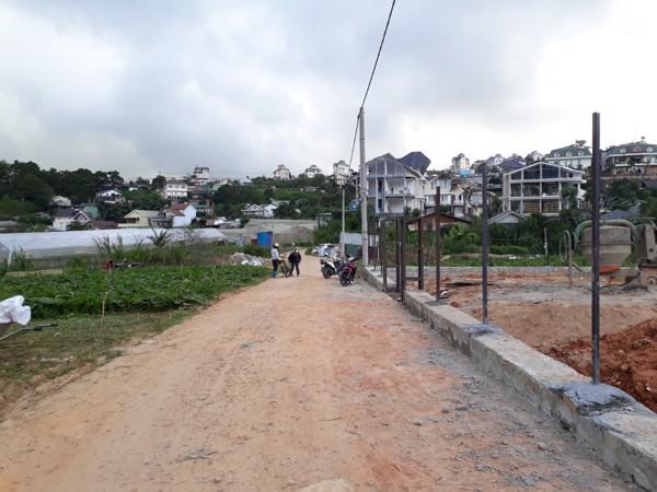 Bán Đất đường An Bình, Phường 3, Đà Lạt 502mv mã 19048
