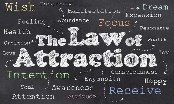 Quy Luật hấp dẫn (Law of attraction)