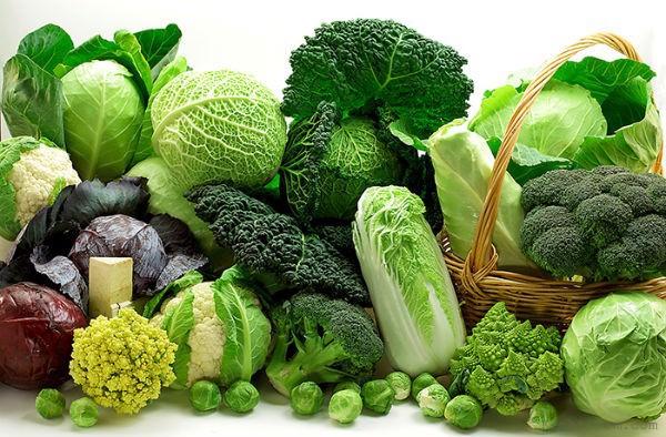 rau xanh bổ sung canxi