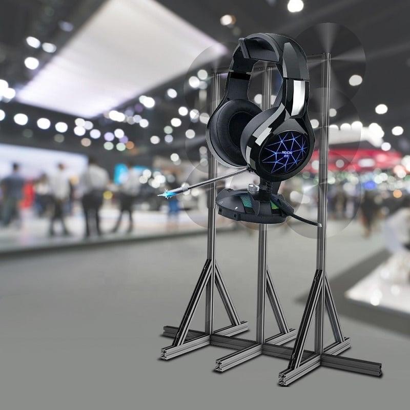 Combo bộ quạt đèn LED 3D Holowall 9 quạt 72.5cm Aturos MR-X4 kích thước hiển thị 175cm x 175 cm, độ phân giải 1740 x 1740px (Bao gồm khung)