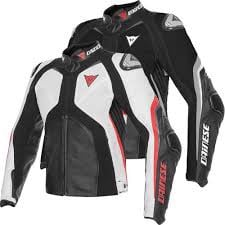 SUPER RIDER PERF. LEATHER JKT.