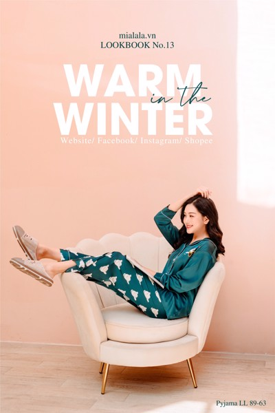 LOOKBOOK 13| WARM IN THE WINTER