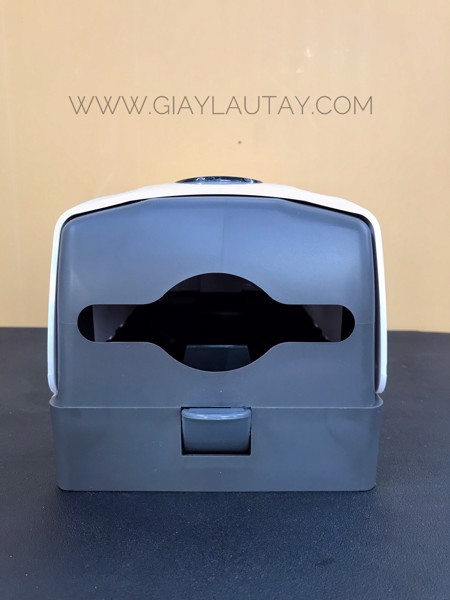 hộp đựng giấy lau nhà vệ sinh