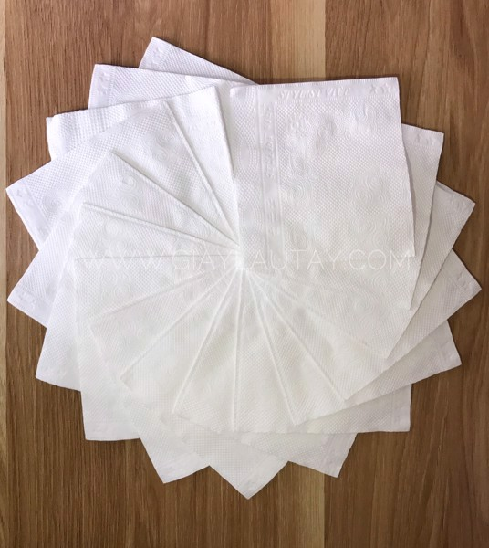 giấy lau tay giá rẻ