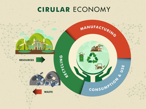 Plastic recycling and steps towards circular economy