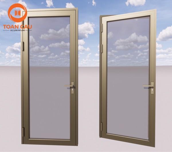 cửa nhôm kính Xingfa 1 cánh