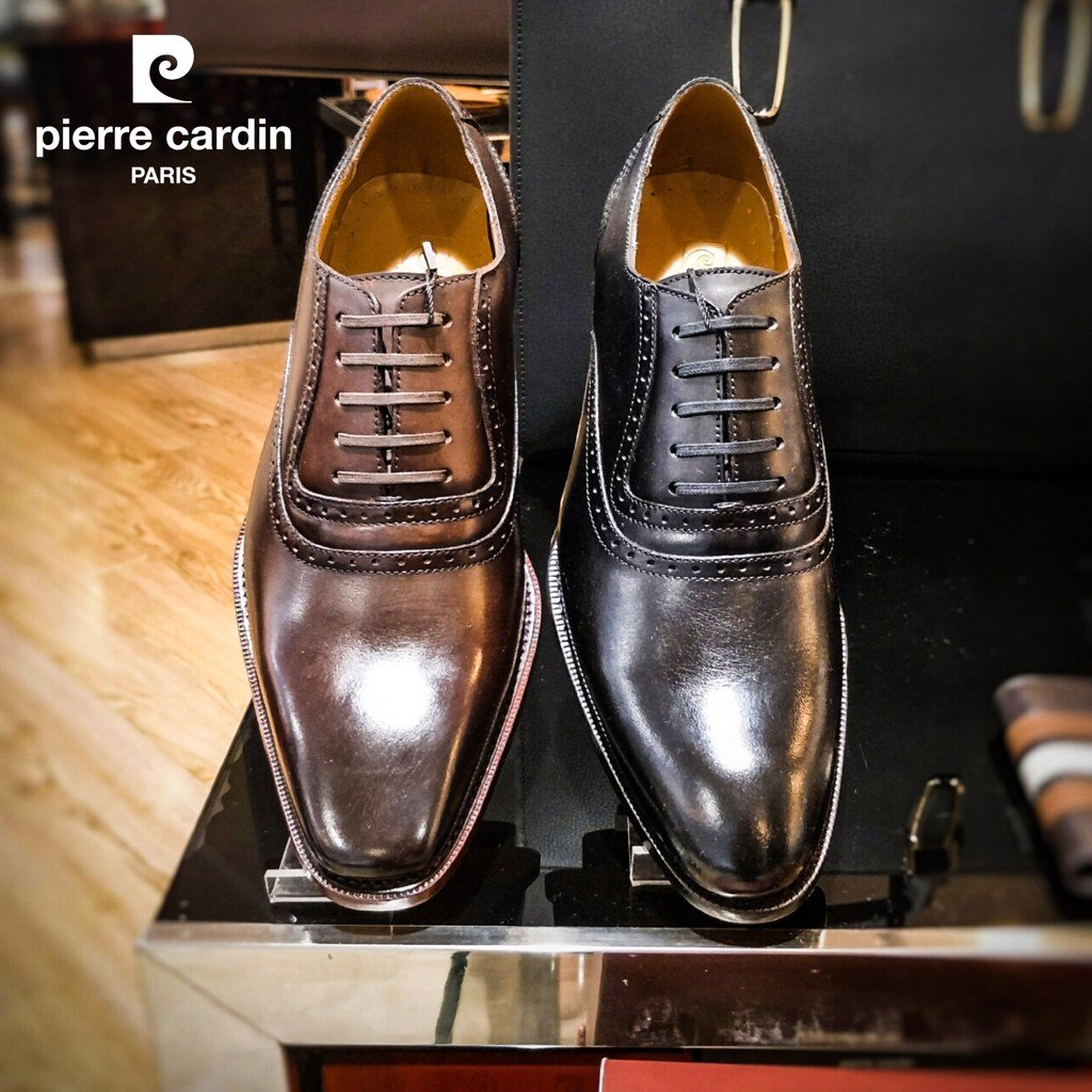 Pierre Cardin Shoes: OXFORD COLLECTION