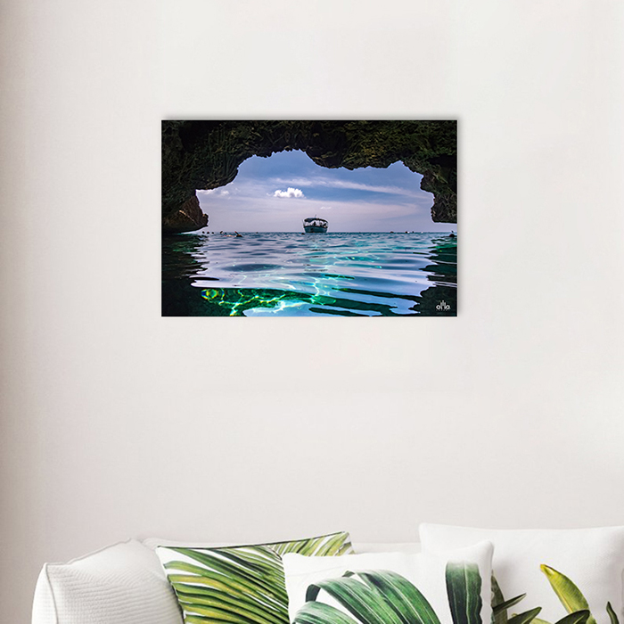 Tranh Canvas Mặt Biển Alila