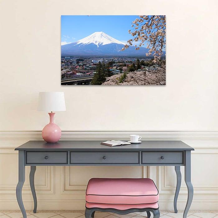 Tranh Canvas Núi Tuyết Alila