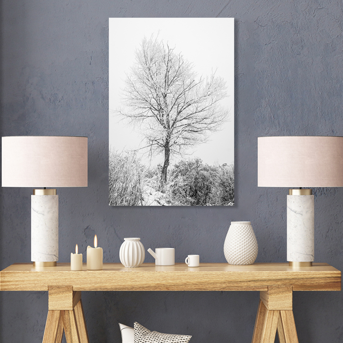 Tranh Canvas Winter Tree Alila