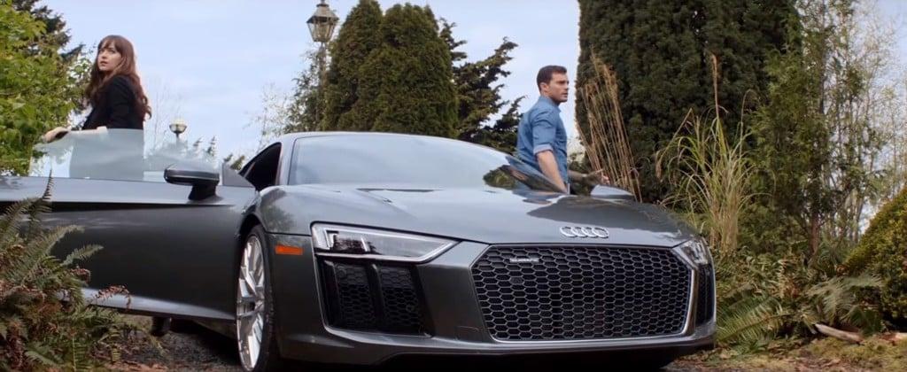 Audi R8 V10 50 Shades of Grey (2015)