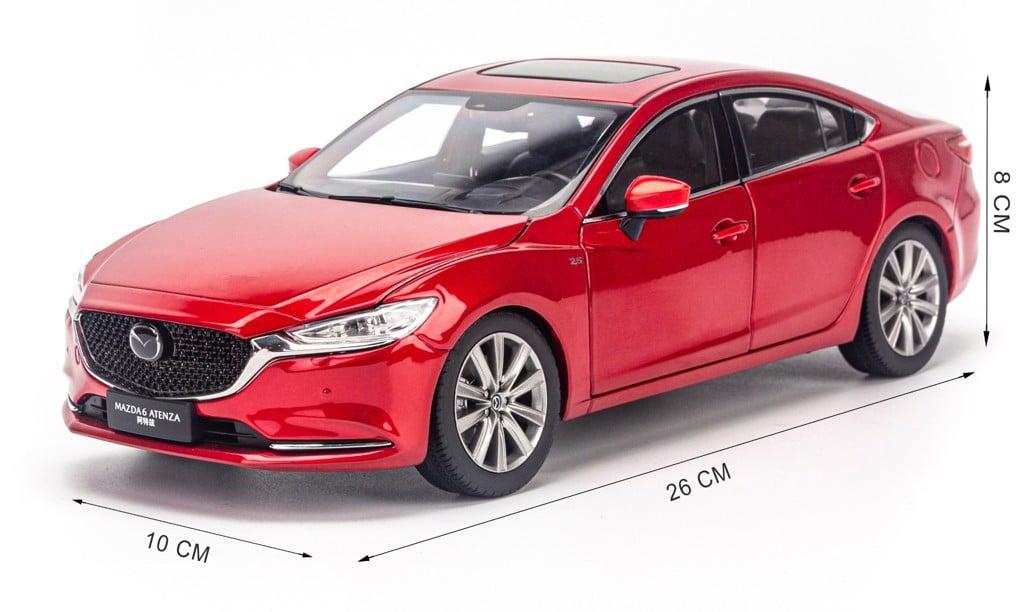 Mô hình xe Mazda 6 2019 1:18 Dealer