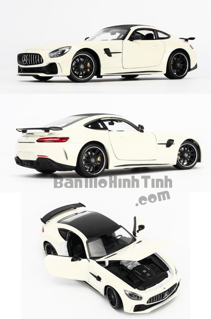 Mô hình xe Mercedes-Benz AMG GTR 1:24 Welly