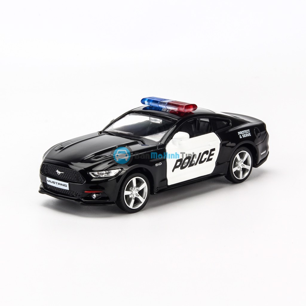 Ford Mustang 2015 Police