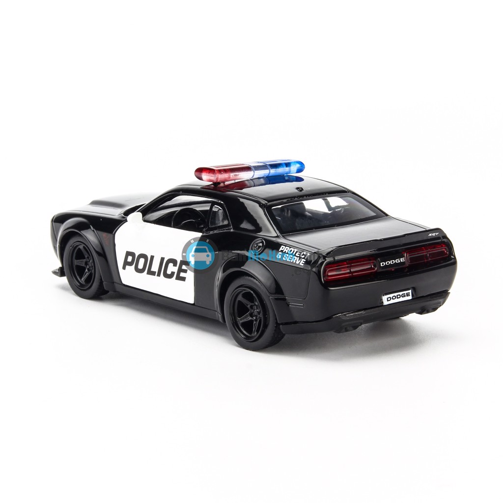 Dodge Challenge SRT Demon Police