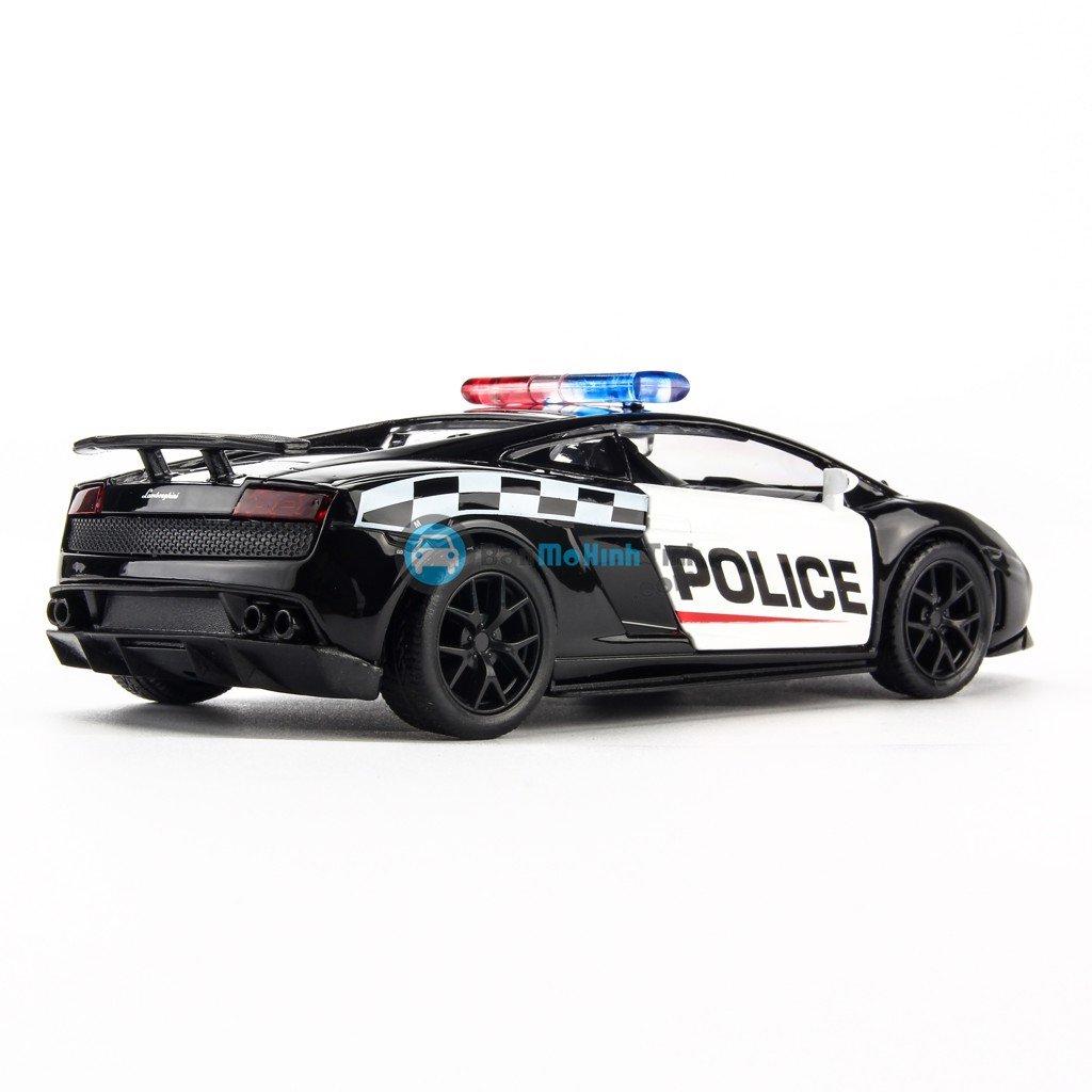 Lamborghini Gallardo LP570-4 SuperLaggera Police