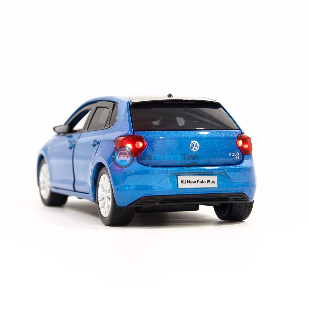 Volkswagen New Polo Plus