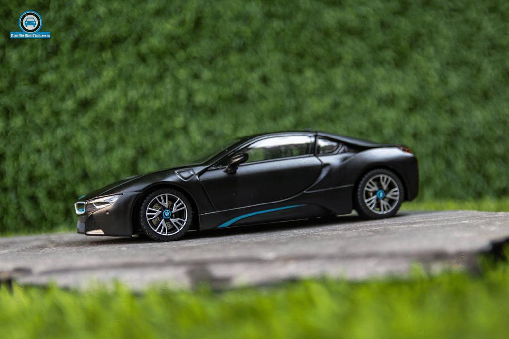 Mô hình xe BMW i8 1:24 Rastar