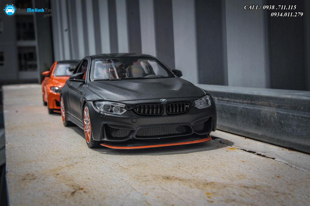Mô hình xe BMW M4 GTS 1:24 Maisto