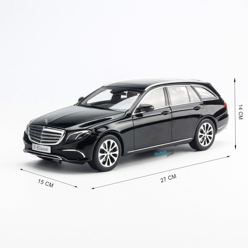 Mô hình xe Mercedes-Benz E300 T-Modell 1:18 Iscale