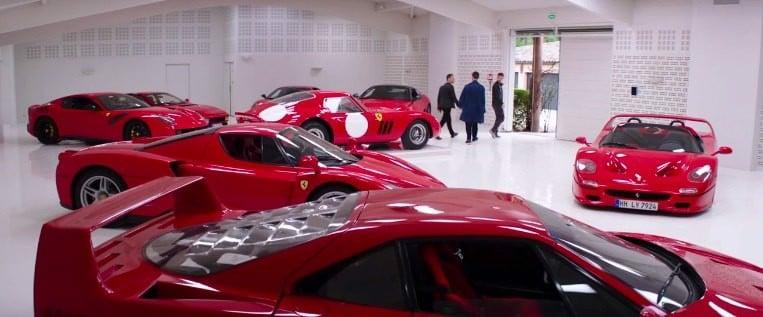 Ferrari F12 TDF in Overdrive