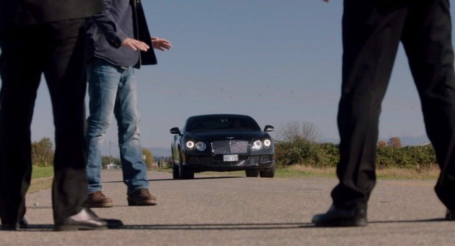 Bentley Continental GT W12 trong phim Supernatural