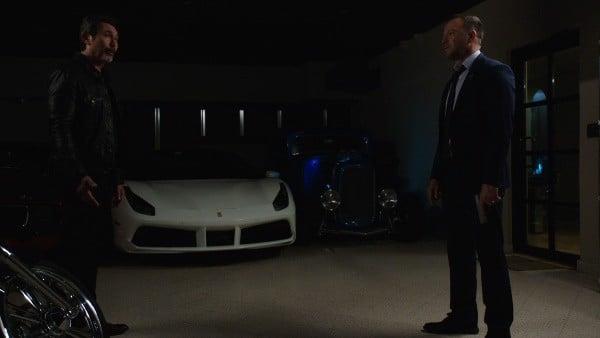 Ferrari 488 GTB in Blue Bloods