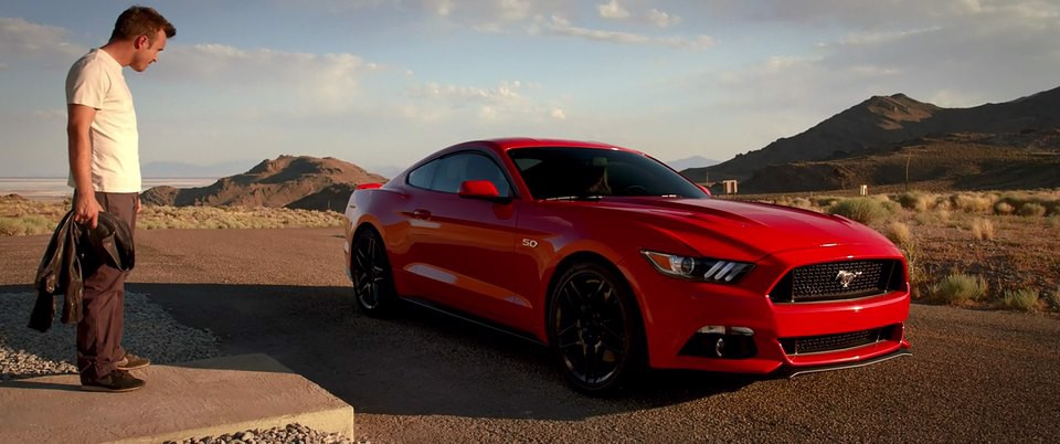 Ford Mustang GT 2015 in Need For Speed