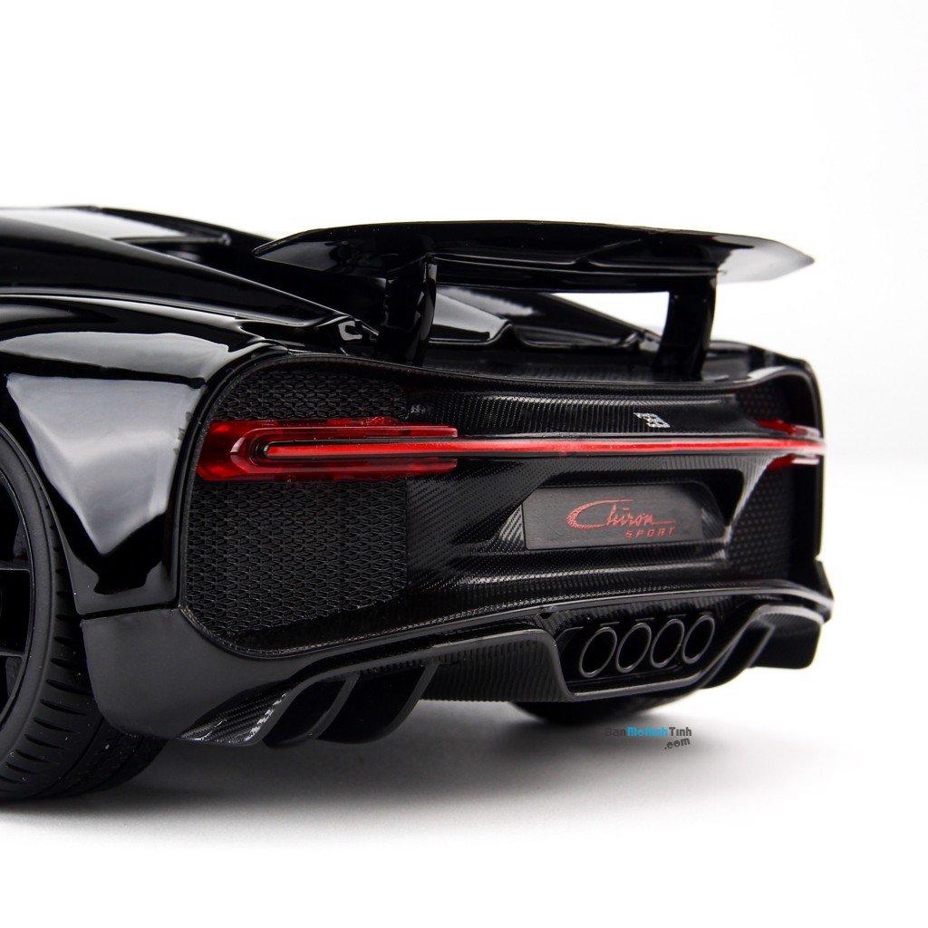 Mô hình xe Bugatti Chiron Sport 16 -1:18 Bburago - MH 18-11044
