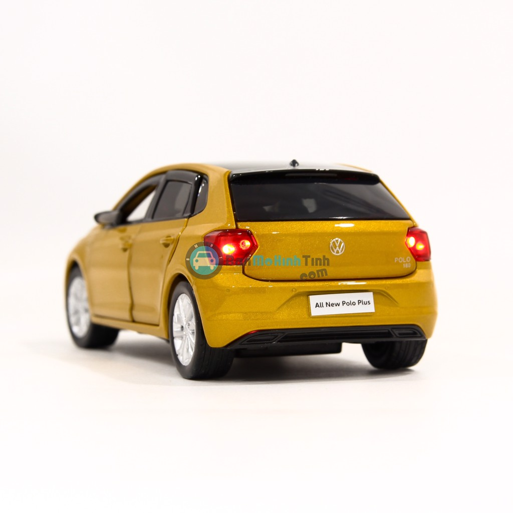 Volkswagen New Polo Plus