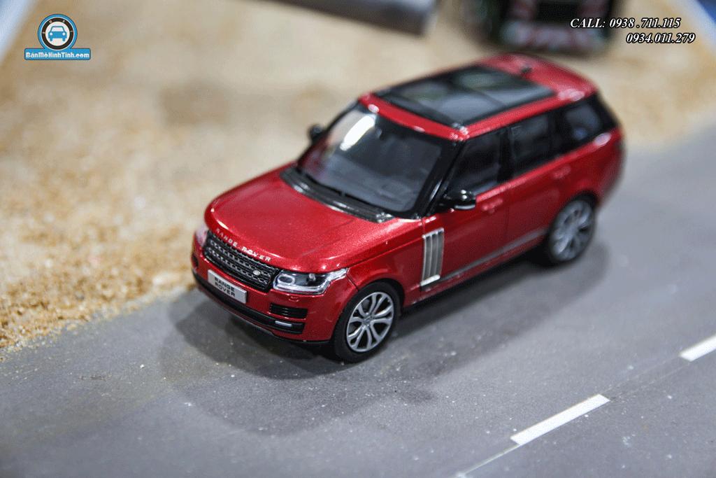 Mô hình xe Land Rover Range Rover Autobiography SV 1:43 LCD