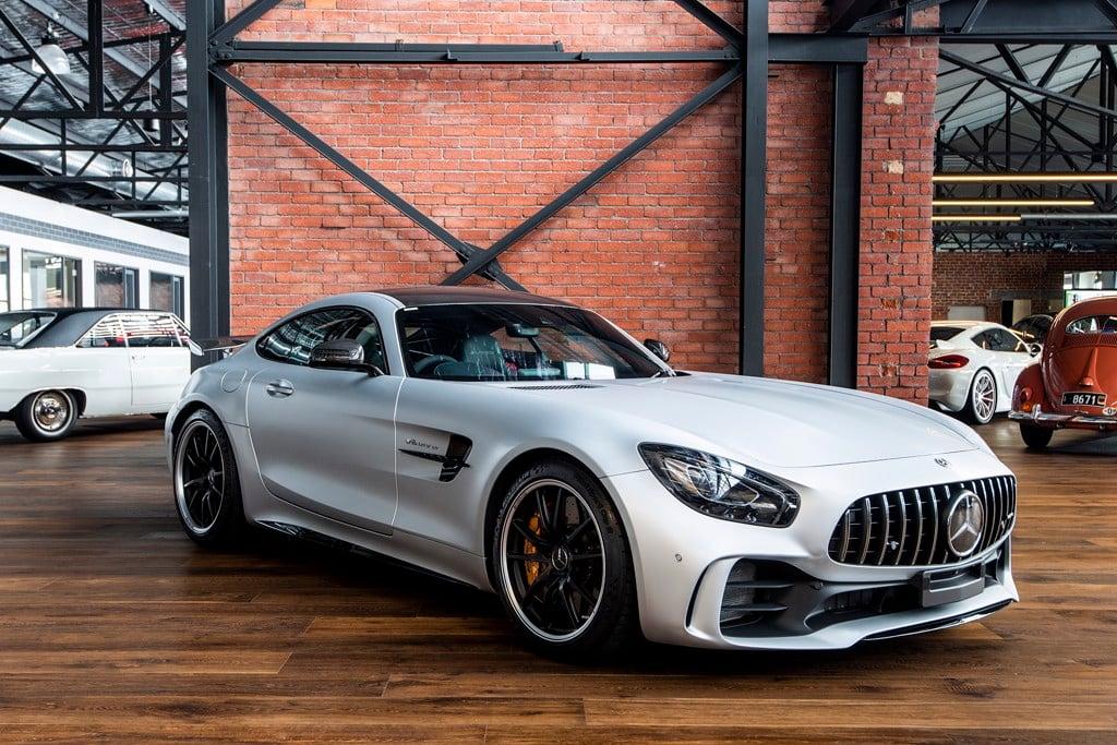 Mercedes-AMG GT R (2017)