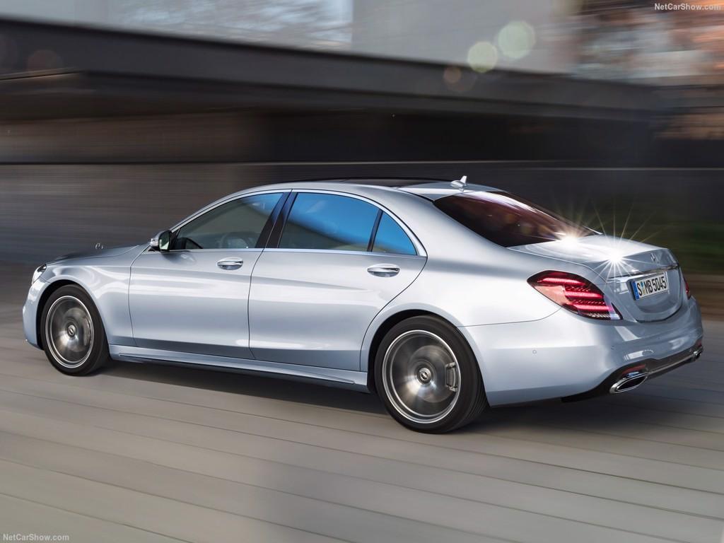 Mercedes-Benz S560L 2018