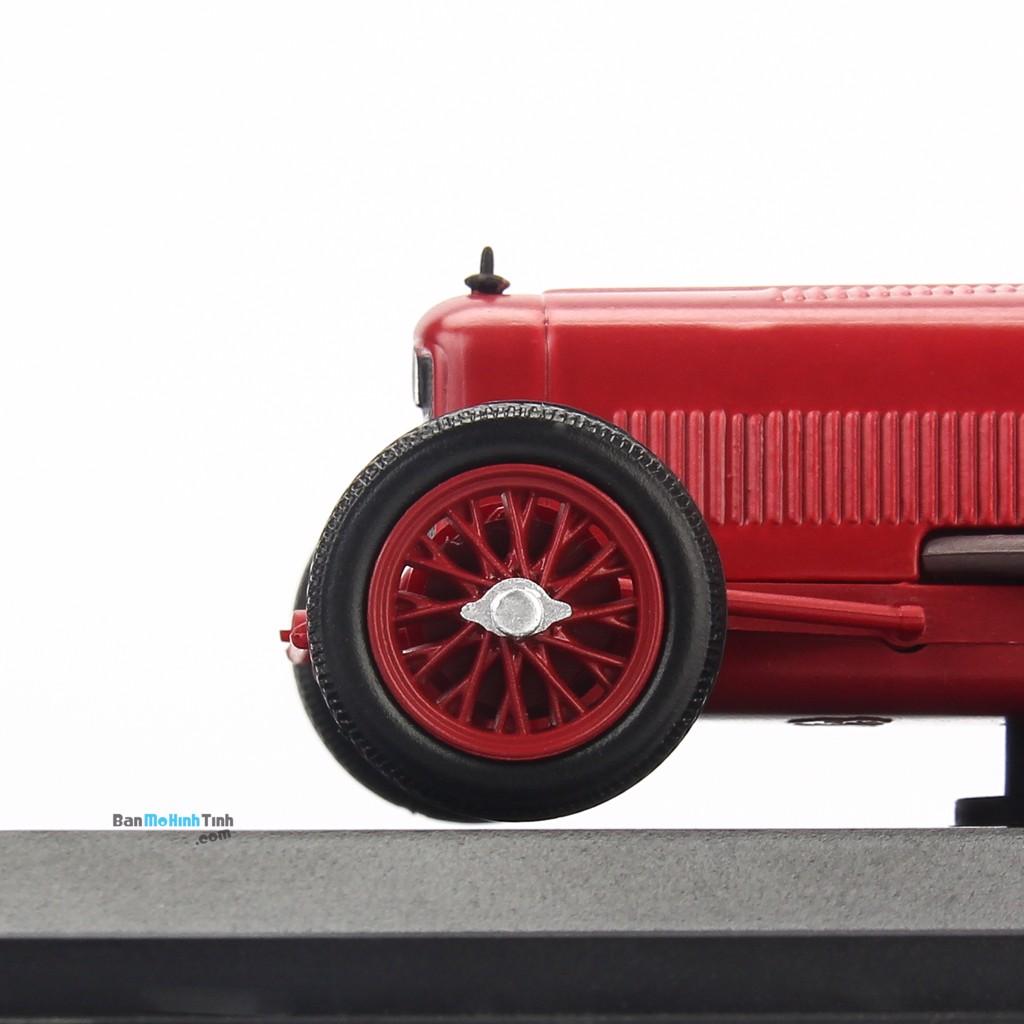Mô hình xe đua Maserati Tipo 26 1926 1:43 Dealer