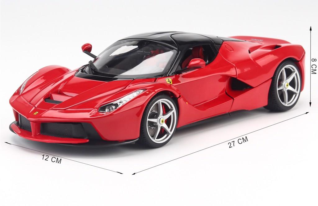 Mô hình xe Ferrari LaFerrari 1:18 Bburago Signature