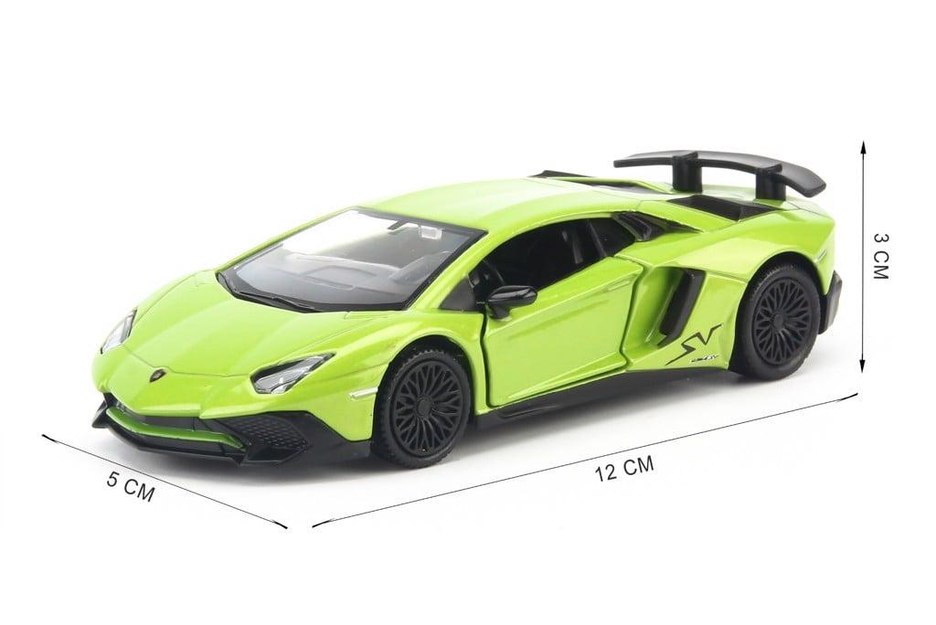 Mô hình xe Lamborghini Aventador LP750-4 SV 1:36 UNI