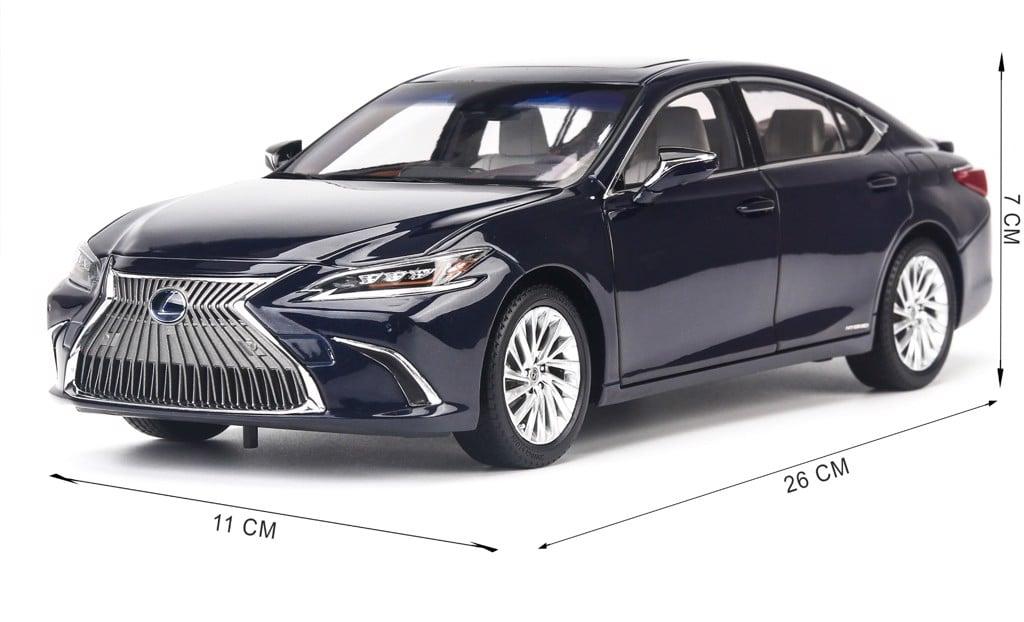 Mô hình xe Lexus ES300h 1:18 Dealer