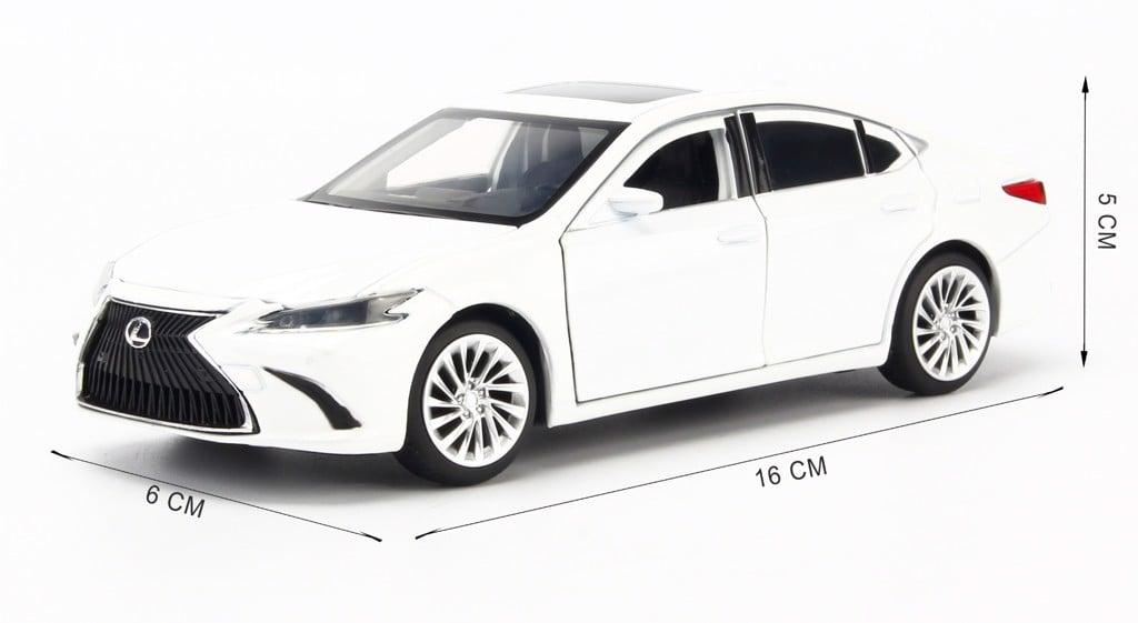 Mô hình xe Lexus ES300H 1:32 Jackiekim