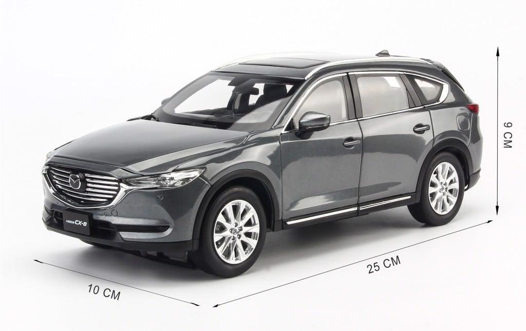 Mô hình xe Mazda CX-8 2019 1:18 Paudi
