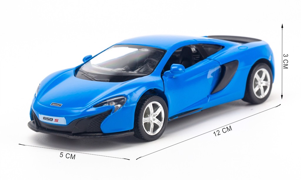Mô hình xe Mclaren 650S 1:36 UNI