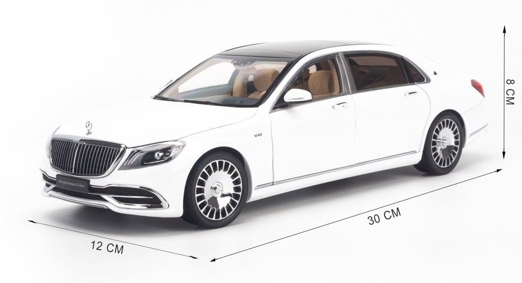 Mô hình xe Mercedes-Benz Maybach S650 2019 1:18 Almost Real