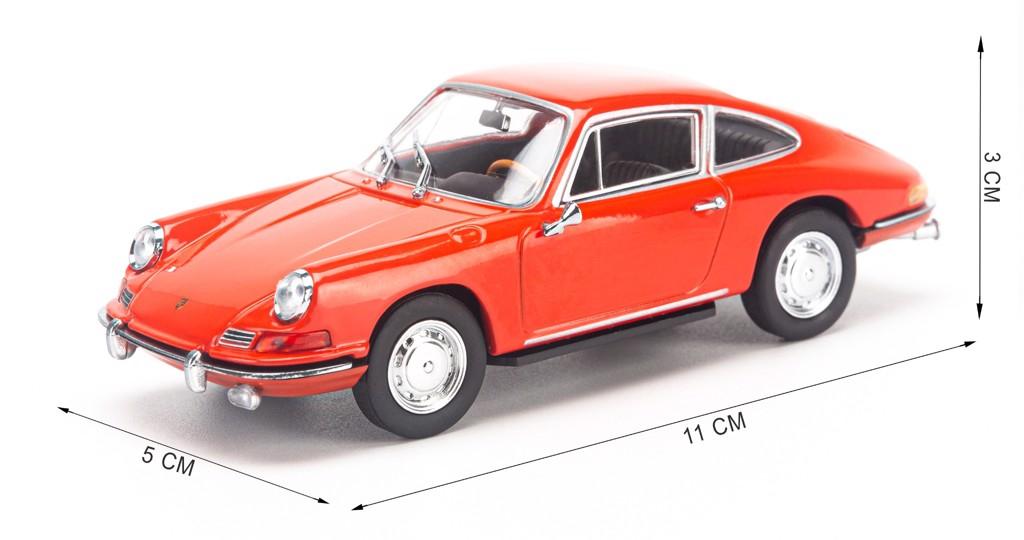 Mô hình xe Porsche 911 1964 1:43 Dealer
