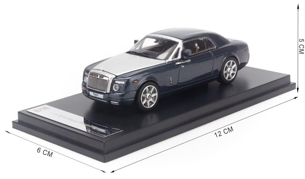 Mô hình xe Rolls Royce Phantom Coupe 1:64 Dealer