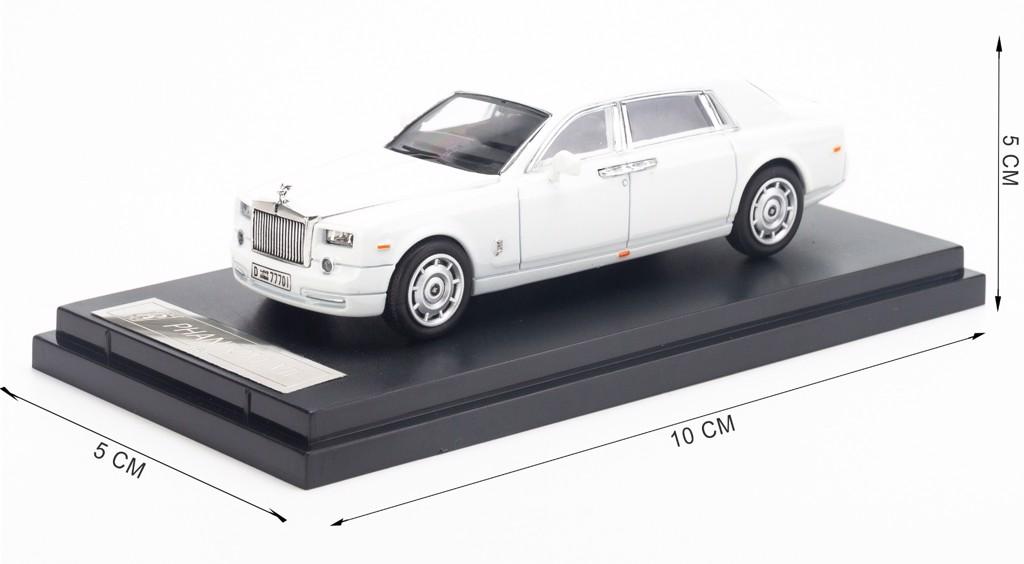 Mô hình xe Rolls Royce Phantom VII 1:64 Dealer