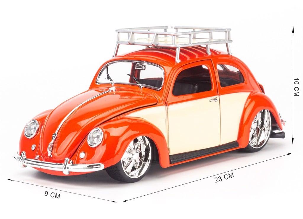 Mô hình xe Volkswagen Beetle 1951 1:18 Maisto
