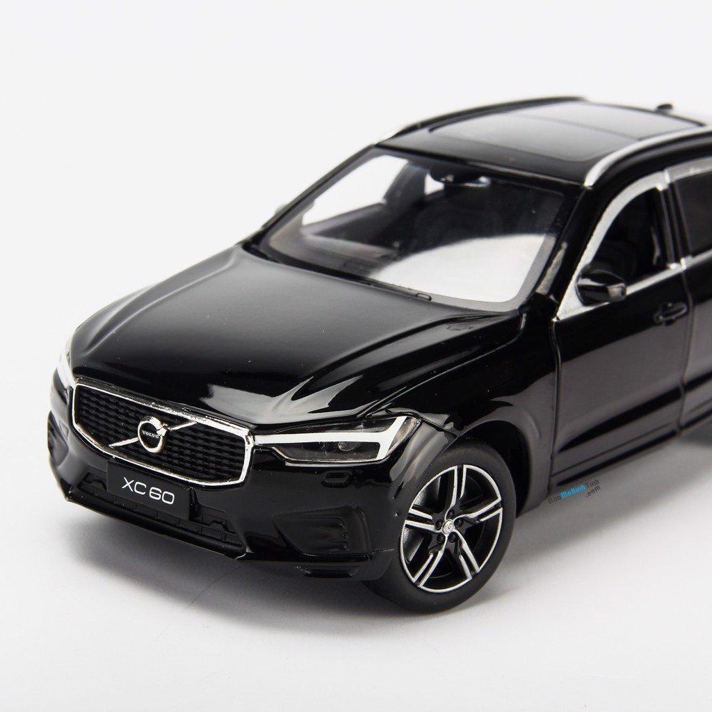 Mô hình xe Volvo XC60 1:32 Jakiekim-High Quality