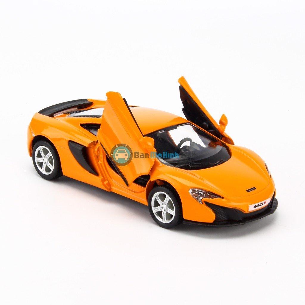 McLaren 65S