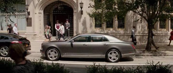 Bentley Mulsanne in Paranoia
