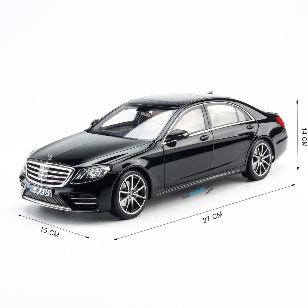 Mô hình xe Mercedes-BenzS560L 2018 1:18 Norev