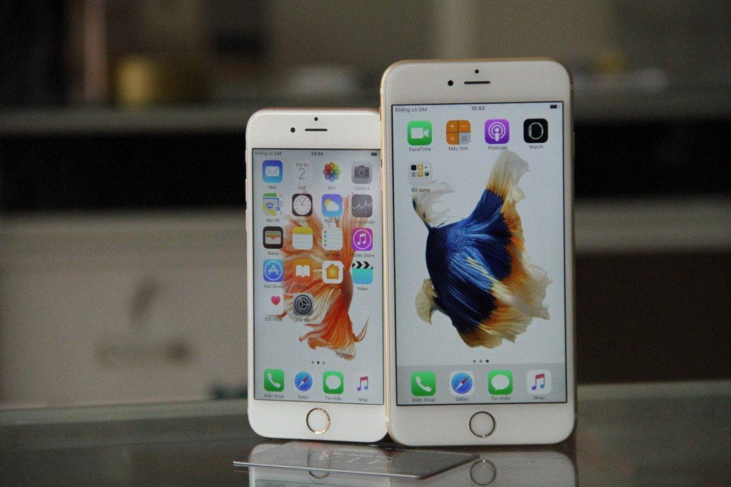 iPhone 6s , 6s PLus